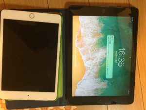 iPadの大きさ比較